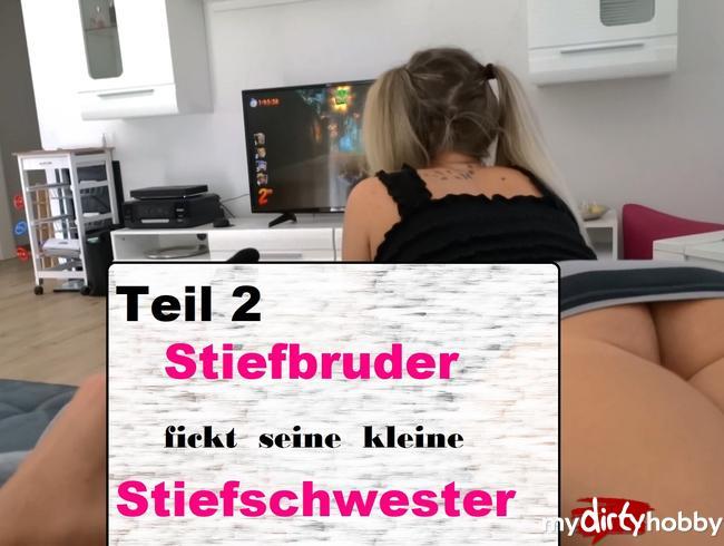 Video Thumbnail Stiefbruder fickt seine kleine Schwester! Teil 2