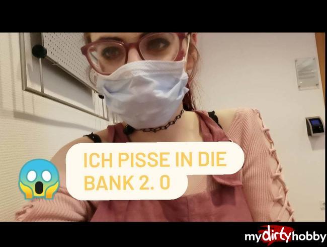 Video Thumbnail Ich pisse in der Bank teil 21080mp!!