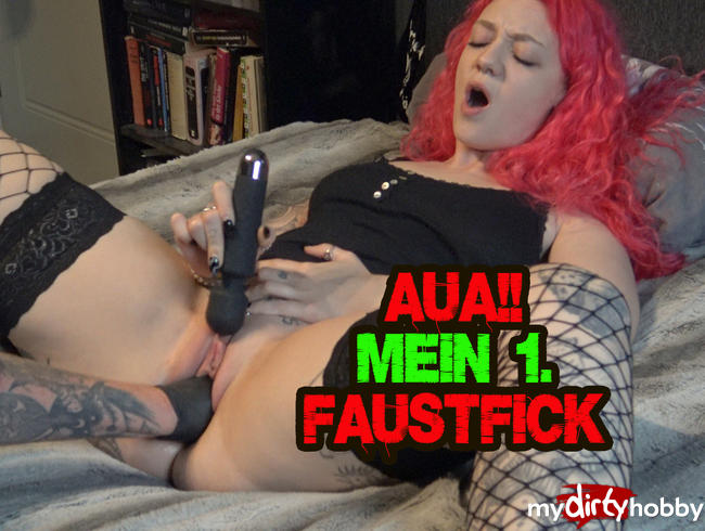Video Thumbnail AUA !!! Mein 1. FaustFICK