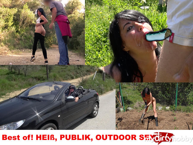 Video Thumbnail Best of! PUBLIK OUTDOOR SEX!