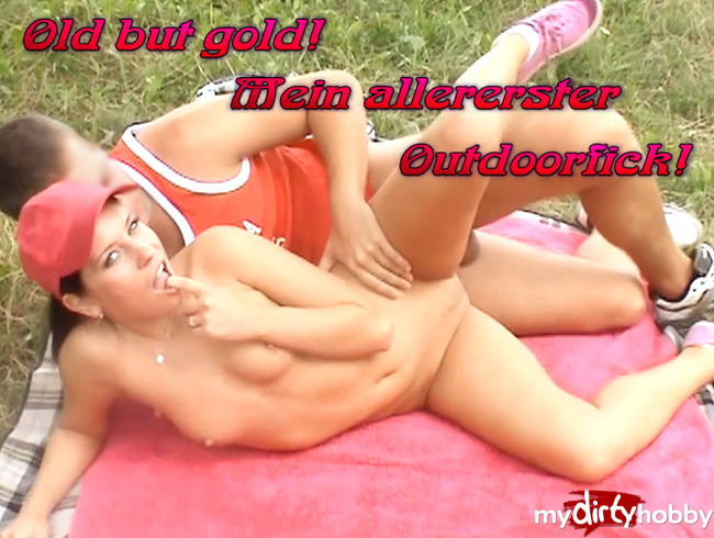 Video Thumbnail Old but gold! Mein allererster Outdoorfick!