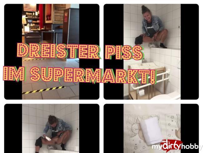 Video Thumbnail MEGADREIST! Heftig im Supermarkt abgepisst!