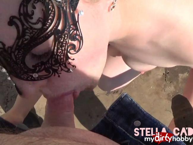 Video Thumbnail Nackt auf dem Feld - in es der Bauer gesehen hat...