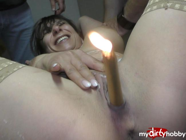 Video Thumbnail Pornostar wird hart bestraft Teil 1