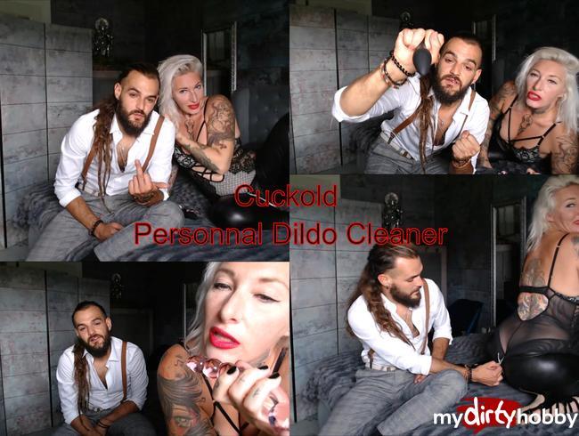 Video Thumbnail Cuckold - Persönlicher Dildoreiniger! englische Version