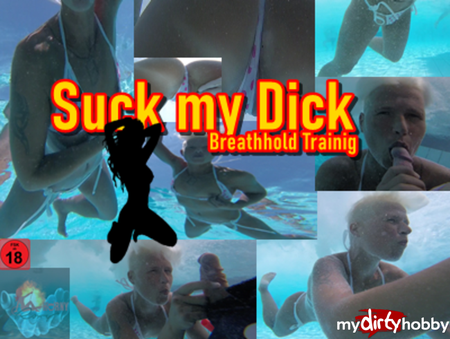 Video Thumbnail Suck my Dick - Breathhold Training