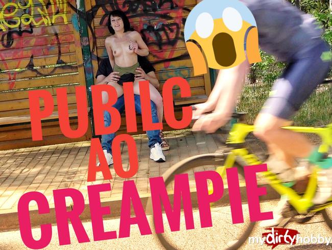 Video Thumbnail Public Ao Creampie Jeder Hat Es Gesehen !!!!