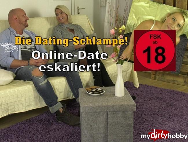 Video Thumbnail Die Dating-Schlampe! Online-Date eskaliert!