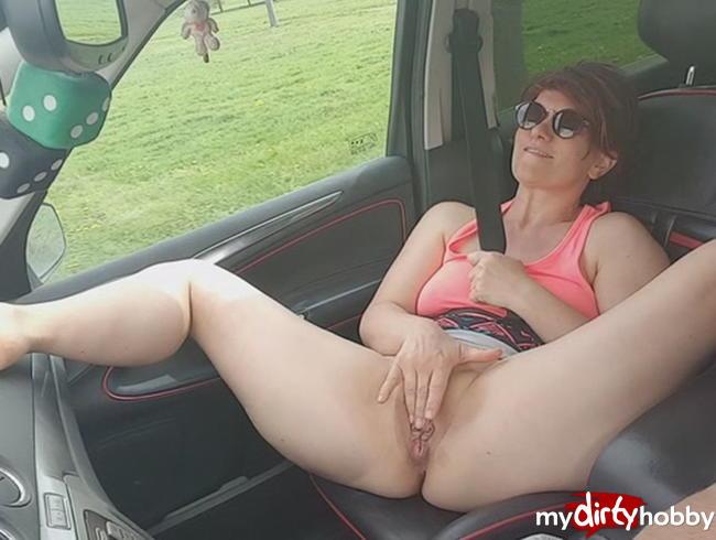 Video Thumbnail Orgasmen während der Fahrt
