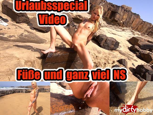 Video Thumbnail Urlaubsspecial Video - Füße und ganz viel NS