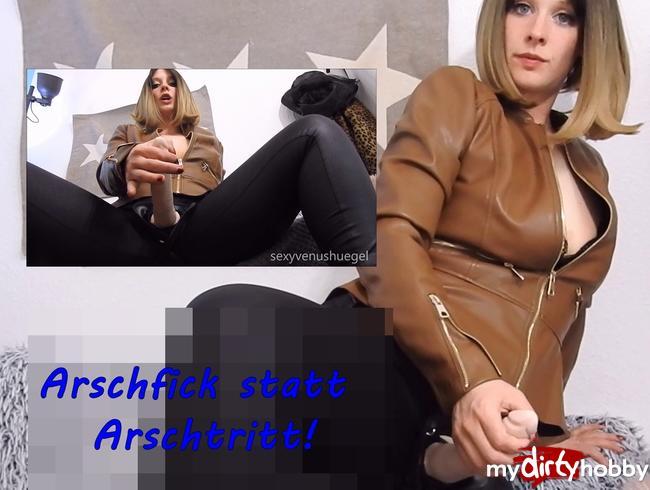 Video Thumbnail Arschfick statt Arschtritt