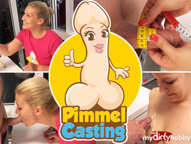 Video Thumbnail Pimmel Casting-So läuft's ab