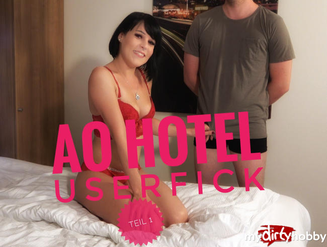 Video Thumbnail Ao Hotel User Fick Ohne Gummi in die Muschi Teil 1