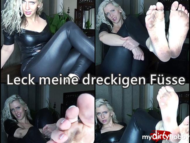 Video Thumbnail Leck meine dreckigen Füsse