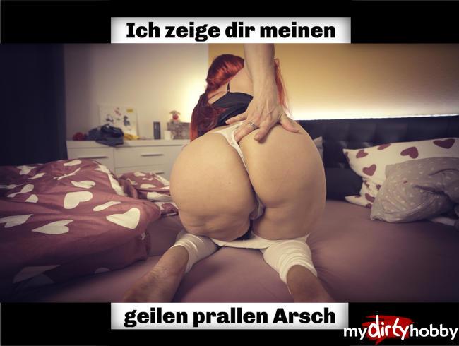 Video Thumbnail Mein geiler praller reifer Arsch - fickst du ihn auch?