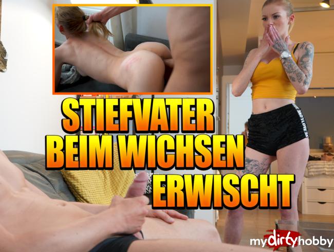 Video Thumbnail Stiefdaddy beim Wichsen erwischt! :o