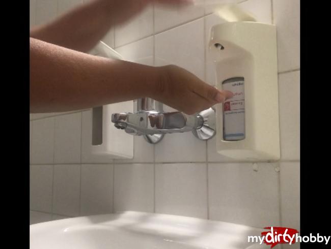 Video Thumbnail Hände waschen im Krankenhaus