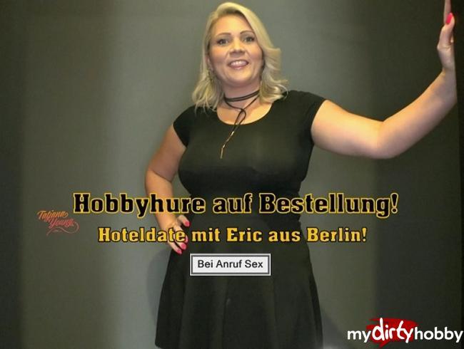 Video Thumbnail Hobbyhure auf Bestellung! Hoteldate mit Eric aus Berlin!