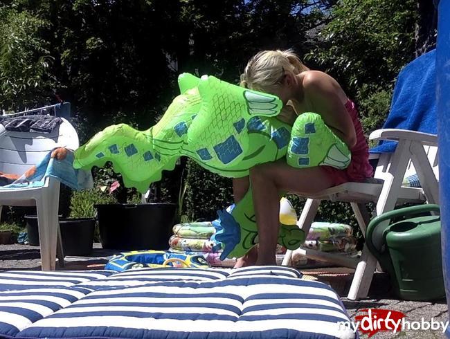 Video Thumbnail an einen heißen geilen Tag mit meinem geile Wassertierchen