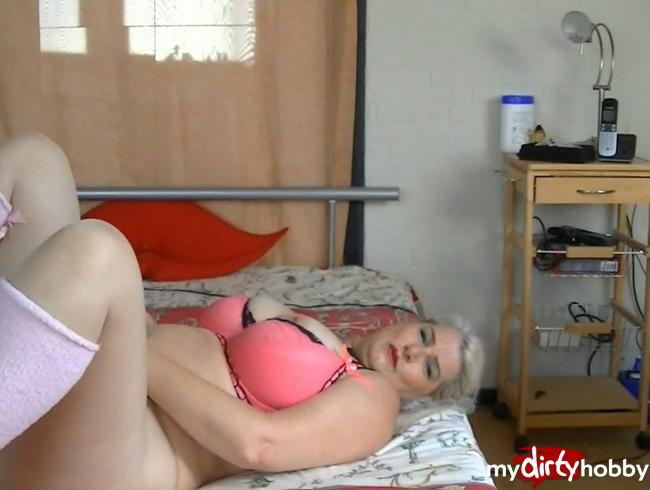 Video Thumbnail sexy Milf in Socken