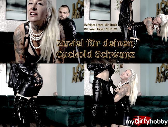 Video Thumbnail DU fickst nicht! German version