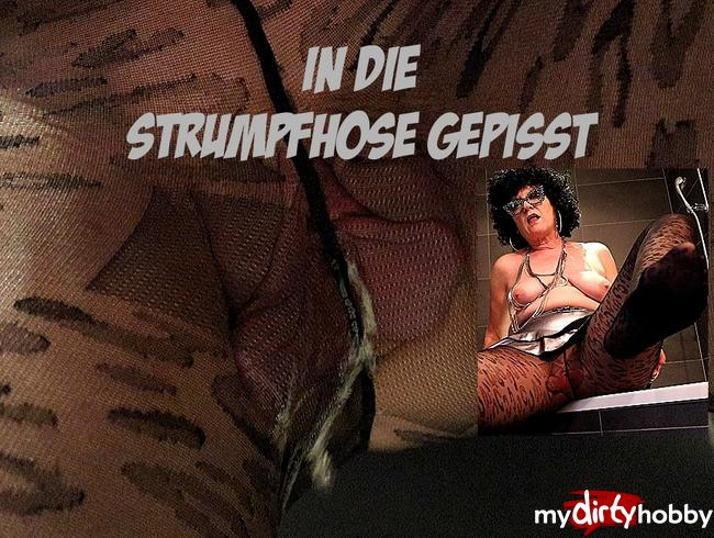 Video Thumbnail In die Strumpfhose gepisst