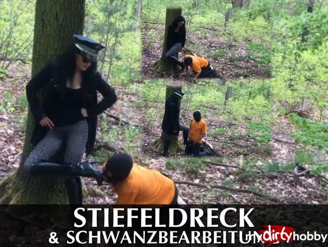Video Thumbnail Stiefeldreck und Schwanzbearbeitung