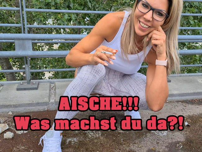 Video Thumbnail AISCHE!!! Was machst du da?!