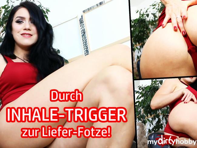 Video Thumbnail Durch INHALE-TRIGGER zur Lieferfotze
