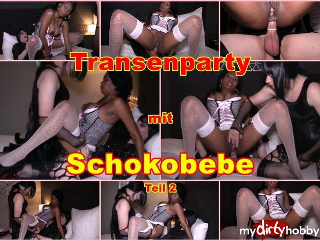 Video Thumbnail Transenparty mit Schokobebe Teil 2