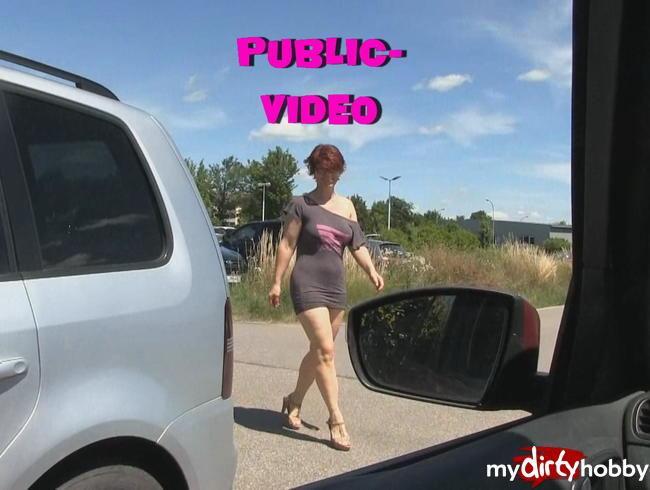 Video Thumbnail Sperma in der Öffentlichkeit
