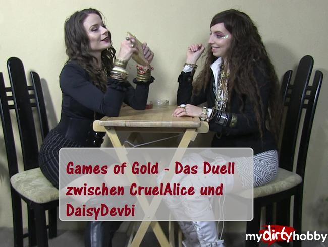 Video Thumbnail Games of Gold - Ds Duell zwischen Daisyevbi und CruelAlice