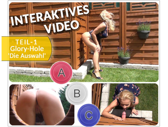 "Video Thumbnail ""Glory Hole 1"" (Sommer Video Wettbewerb)"