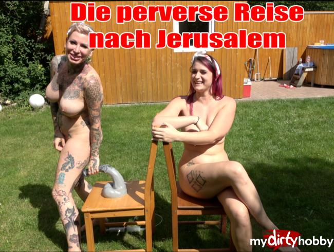Video Thumbnail Die perverse Reise nach Jerusalem