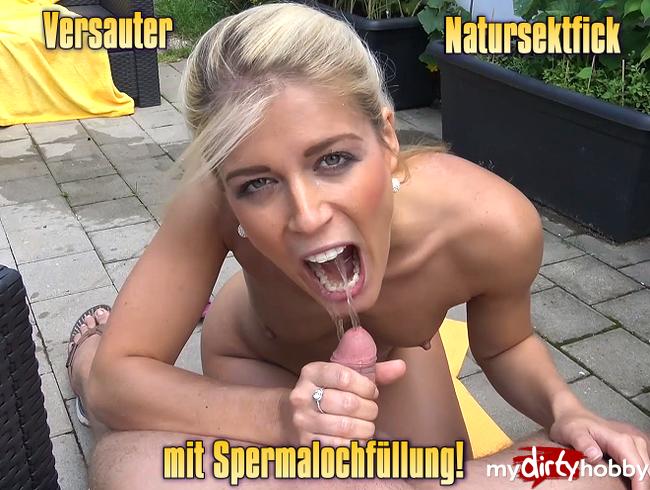 Video Thumbnail Versauter Natursektfick mit Spermalochfüllung!