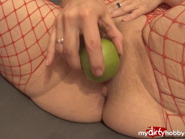 Video Thumbnail Ein Apfel am Tag ...