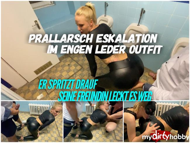 Video Thumbnail Prallarsch Eskalation | Er spritzt drauf, seine Freundin leckt es weg