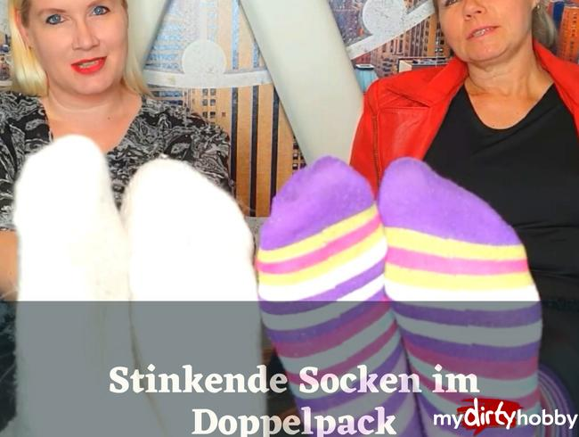 Video Thumbnail Stinkende Socken im Doppelpack