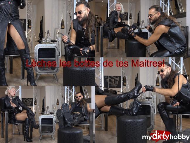 Video Thumbnail Leck die Stiefel deiner Meister!