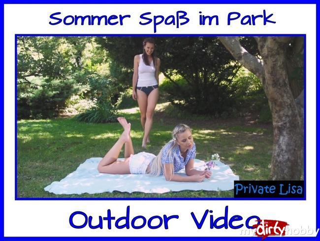 Video Thumbnail Outdoor Spaß mit meiner Freundin im Park Teil 1