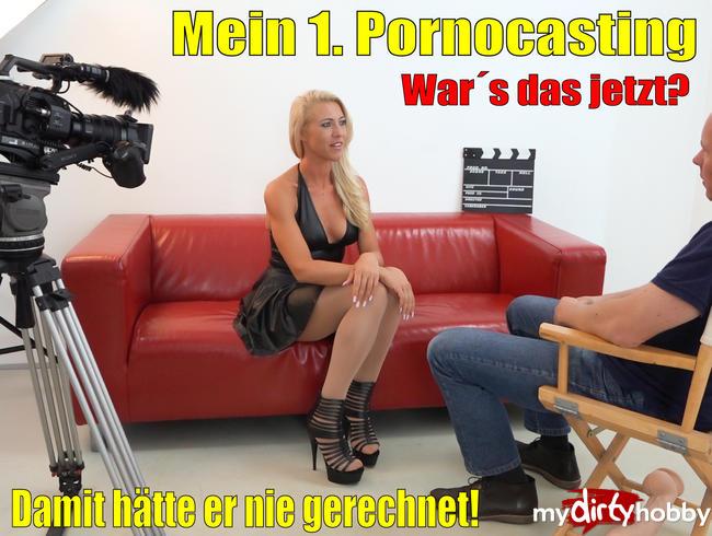 Video Thumbnail Mein 1. Pornocasting (UNCUT) | Damit hätte er wohl nie gerechnet...!