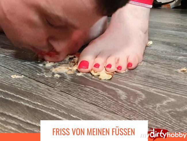 Video Thumbnail Friss von meinen Füssen