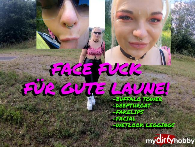 Video Thumbnail Face Fuck für gute Laune!