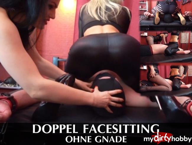 Video Thumbnail Doppel-Facesitting ohne Gnade