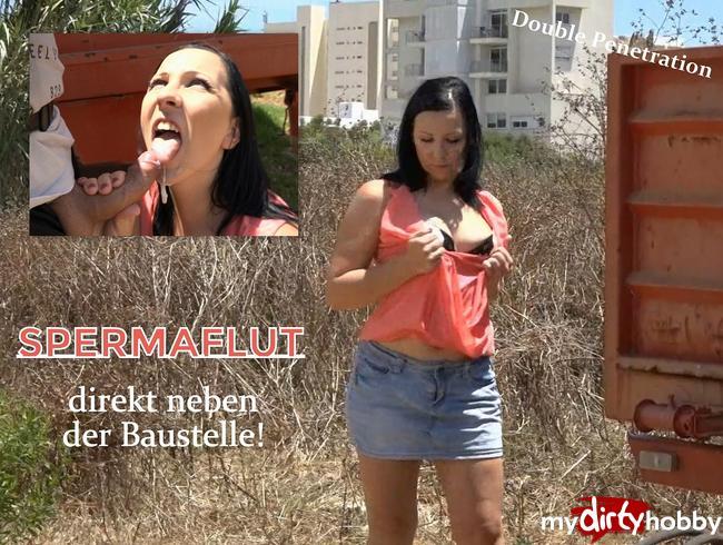 Video Thumbnail SPERMAFLUT direkt neben der Baustelle!