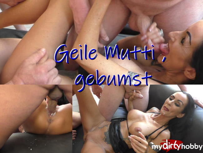 Video Thumbnail Geile Mutti , gebumst