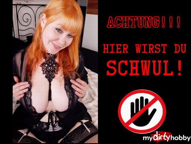 Video Thumbnail Achtung!!! Hier wirst du SCHWUL!
