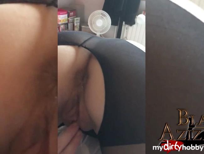 Video Thumbnail Ouvert Catsuit & Schwarz Pinke Heels