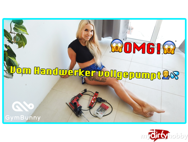 Video Thumbnail OMG! Vom Handwerker vollgepumpt