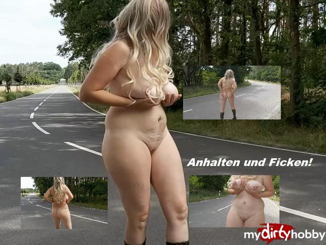 Video Thumbnail Hobbyhure Mandy! Anhalten und Ficken!